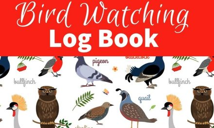 Best Bird Watching Log Book